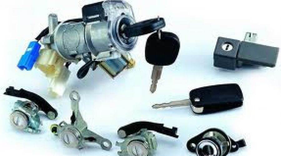 Broken Chevy Ignition Locks & Keys